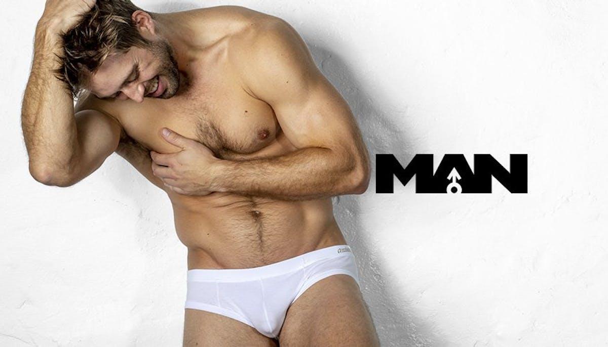 Man White Ltd.Edit Lifestyle Image
