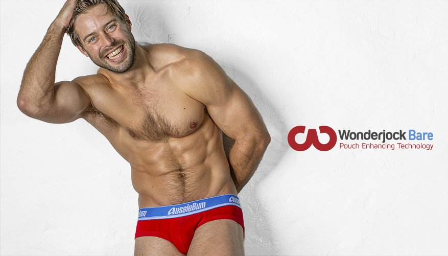 WJ Bare - Brief - Red