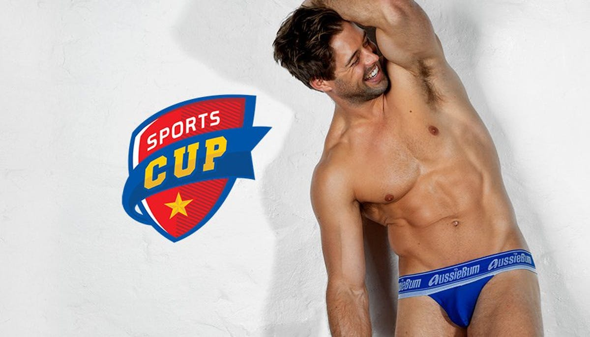 SportsCup Blue Lifestyle Image