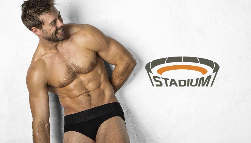 Stadium Black Lifestyle Image