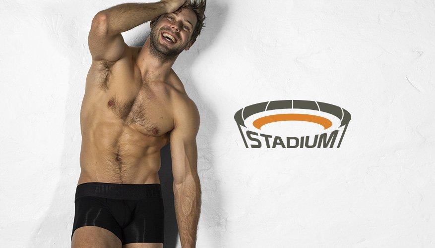 Stadium - Hipster - Black