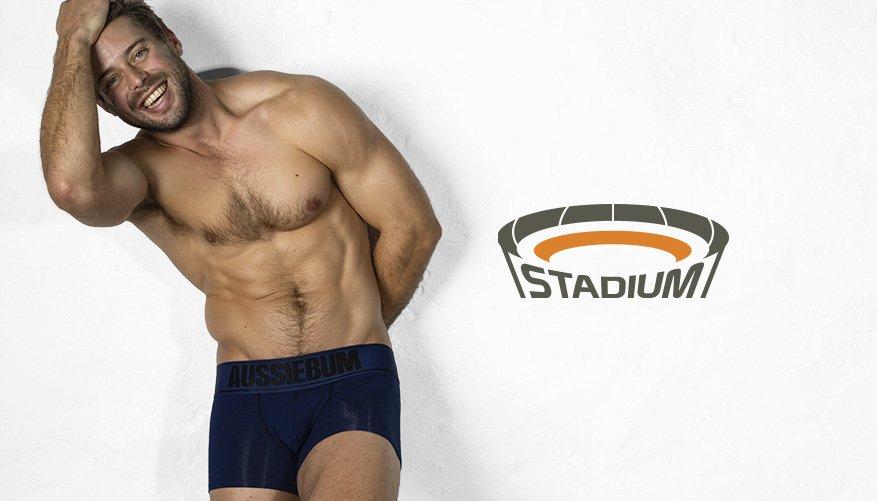 Stadium Navy Lifestyle Image