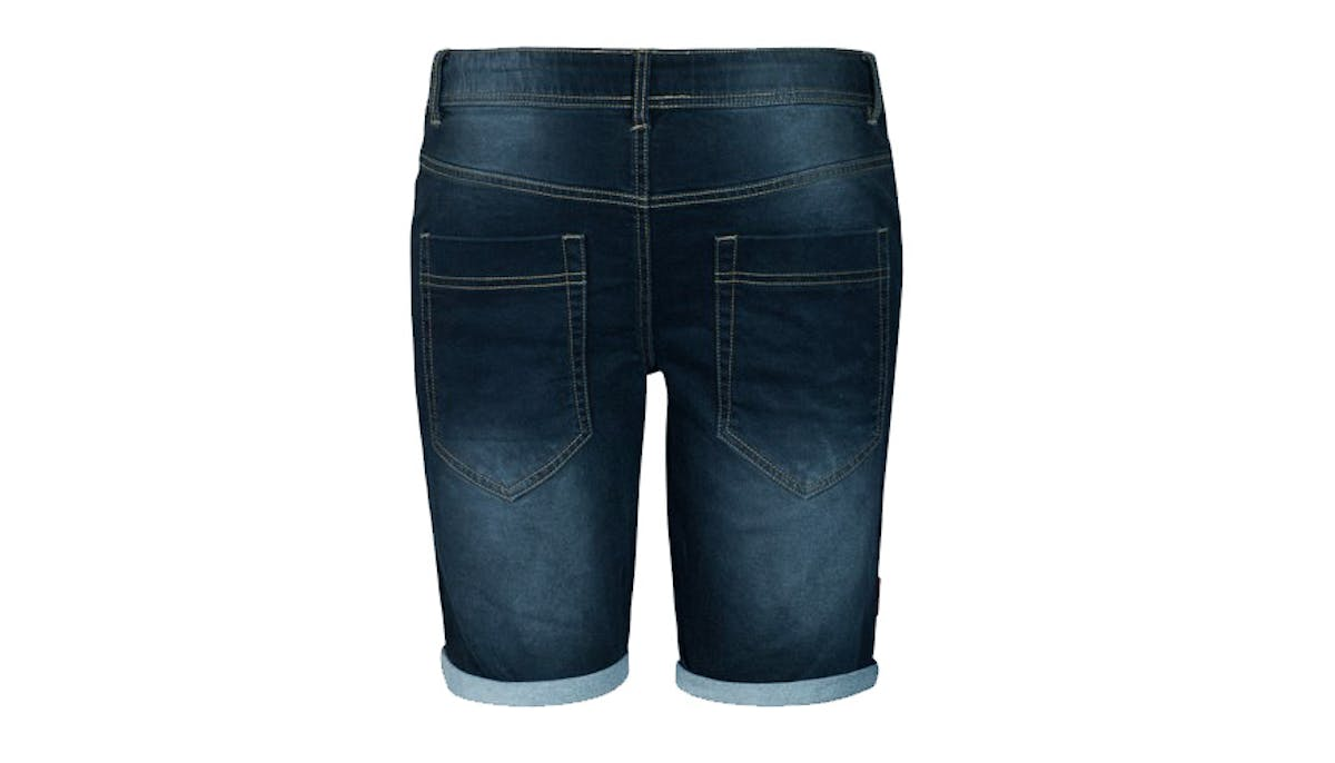Stretch Denim Short Bondi Lifestyle Image