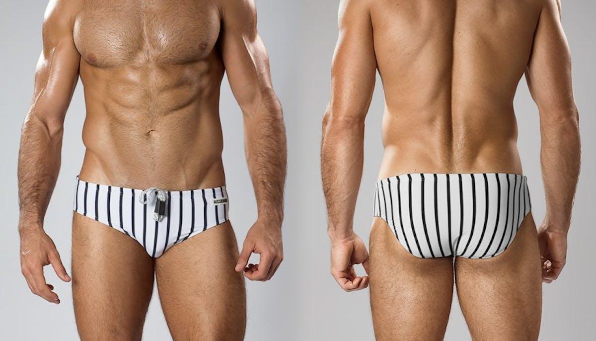 LUXE Zebra Stripe Lifestyle Image
