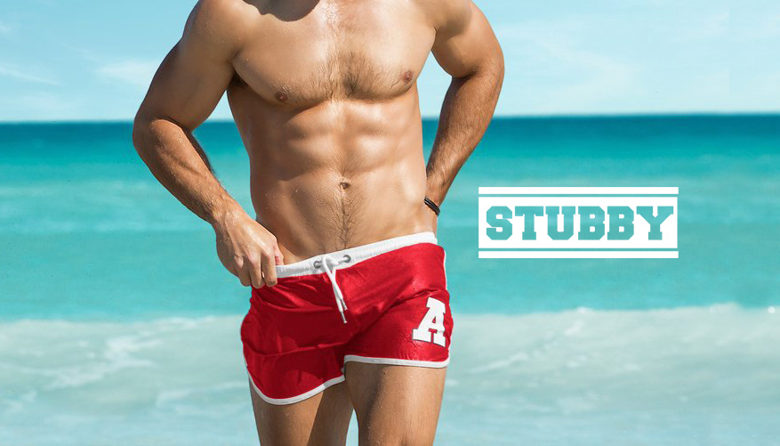 Stubby - Light Red