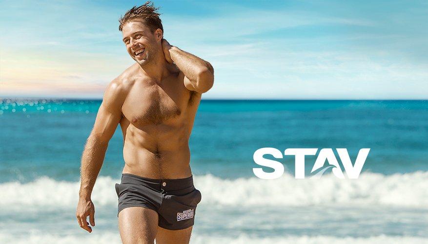 Shorts - STAV - Charcoal