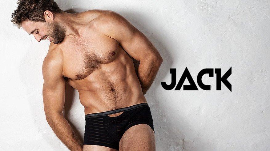 Jack - Hipster - Black