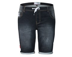 Stretch Denim Short Bells Main Image