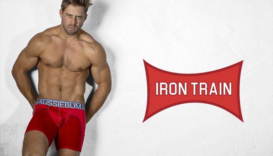 IronTrain Red Lifestyle Image