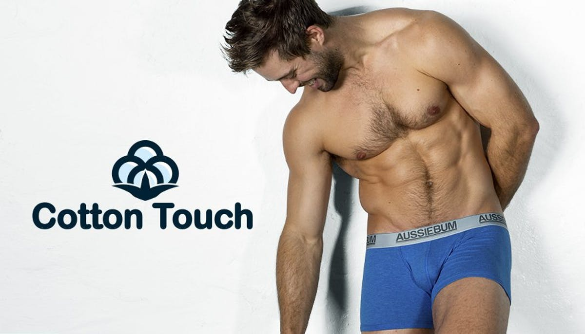 CottonTouch Blue Marle Lifestyle Image