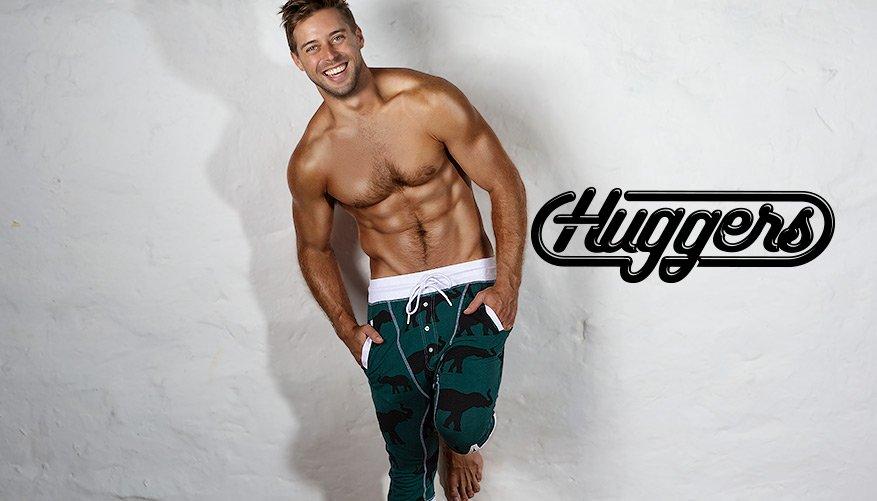 Huggers - Green