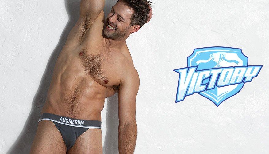 Victory - Bikini - Charcoal