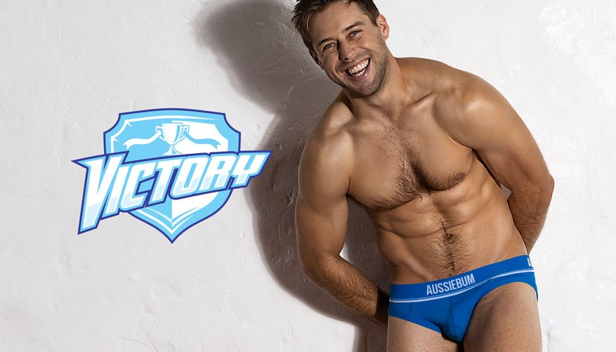 Victory - Brief - Blue