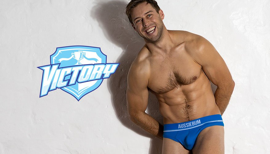 Victory - Thong - Blue Video Image