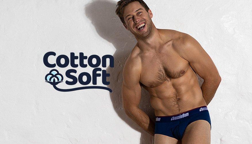 Cotton Soft - Brief - Regatta Navy
