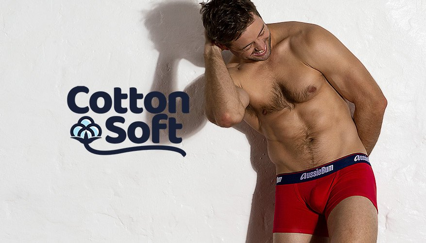 Cotton Soft - Hipster - Red