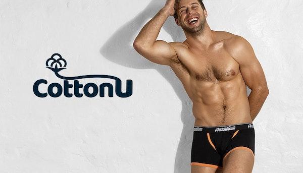 Cotton U  Orange Lifestyle Image