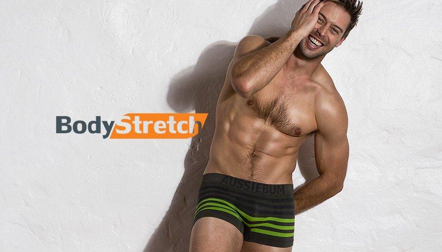 BodyStretch - ARMY-GREEN-TRUNK