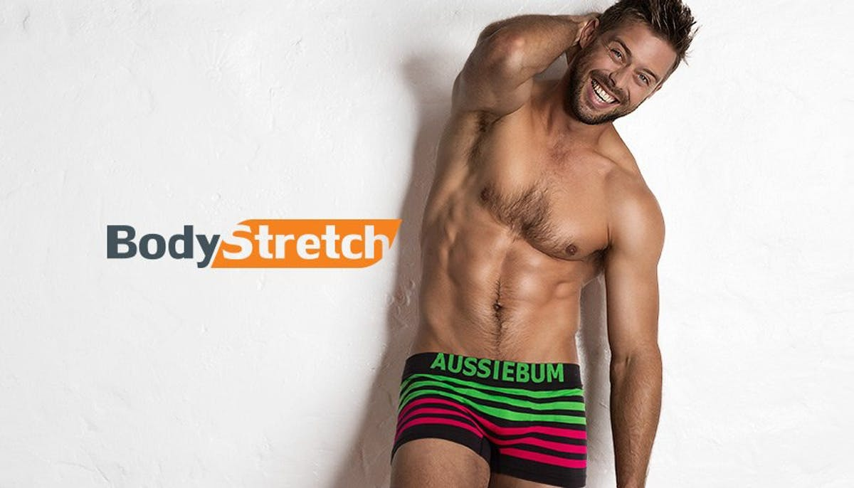 Bodystretch Black Green Lifestyle Image