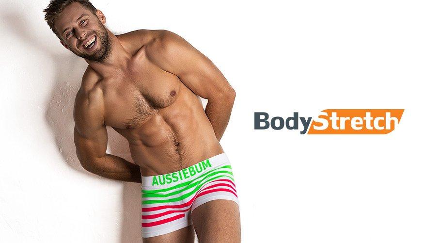 Bodystretch White Green Lifestyle Image