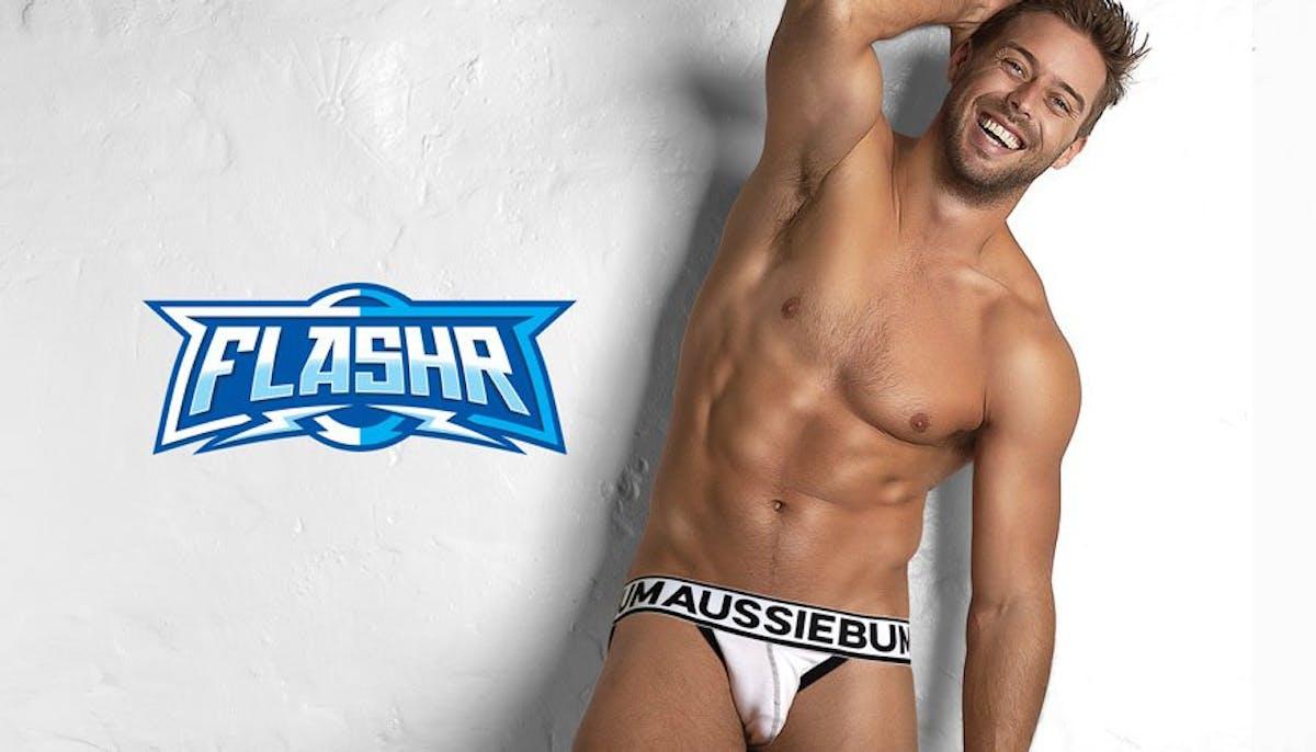 FlashR White Lifestyle Image