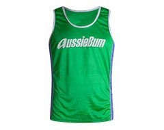 Nylon Singlet Green Main Image