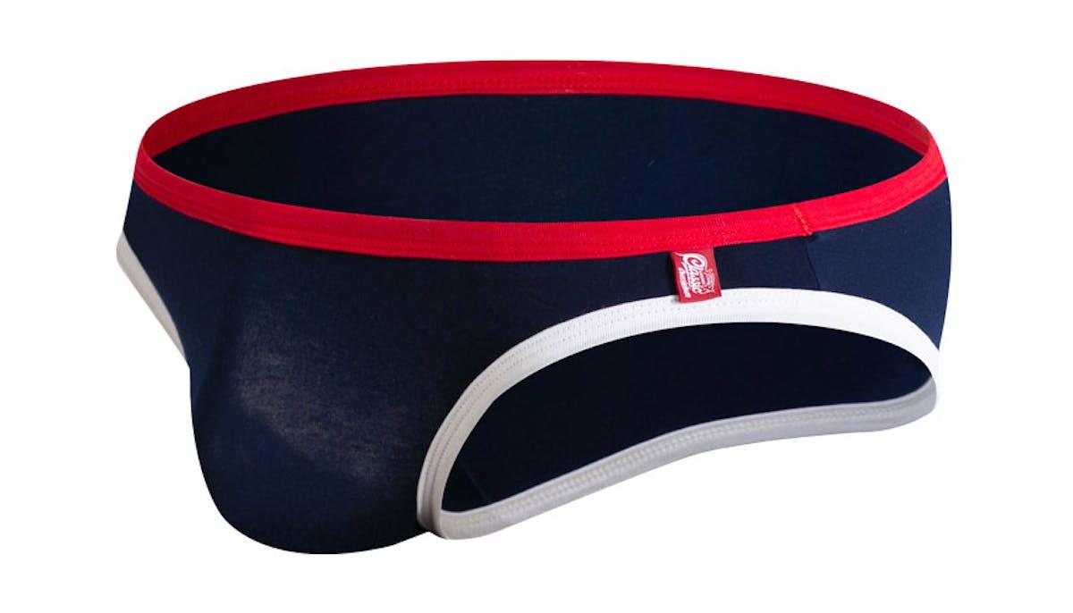 TeeBall Navy Red Lifestyle Image
