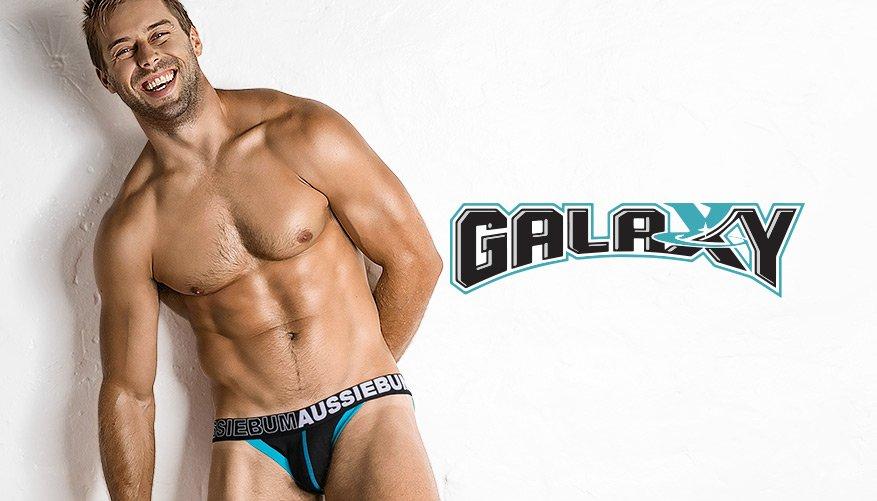 Galaxy - Bikini - Blue