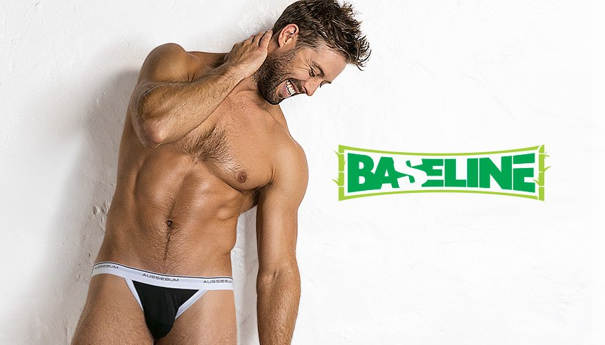 Baseline Bamboo - Jock - Black
