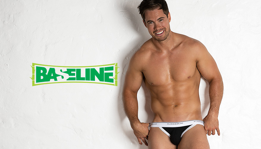 Baseline Bamboo - Jock - Black Video Image