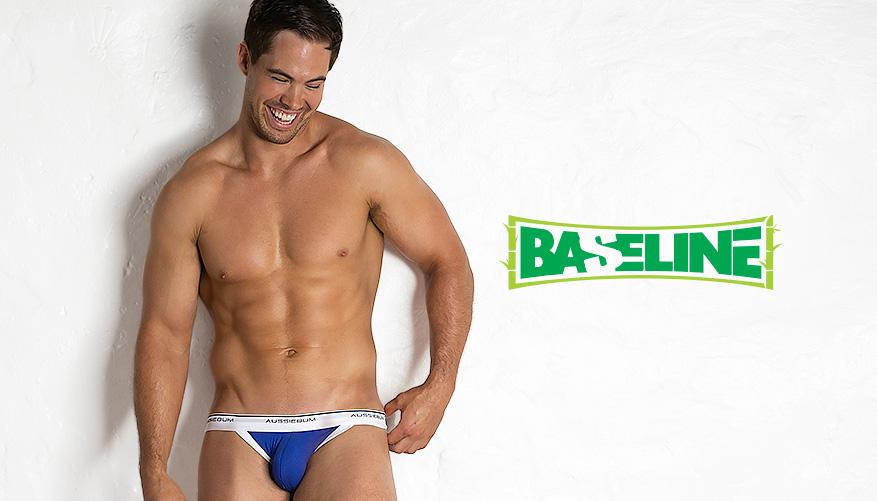 Baseline Bamboo - Jock - Blue-