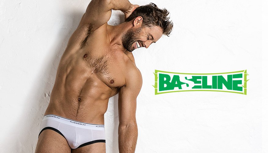Baseline Bamboo - Brief - White
