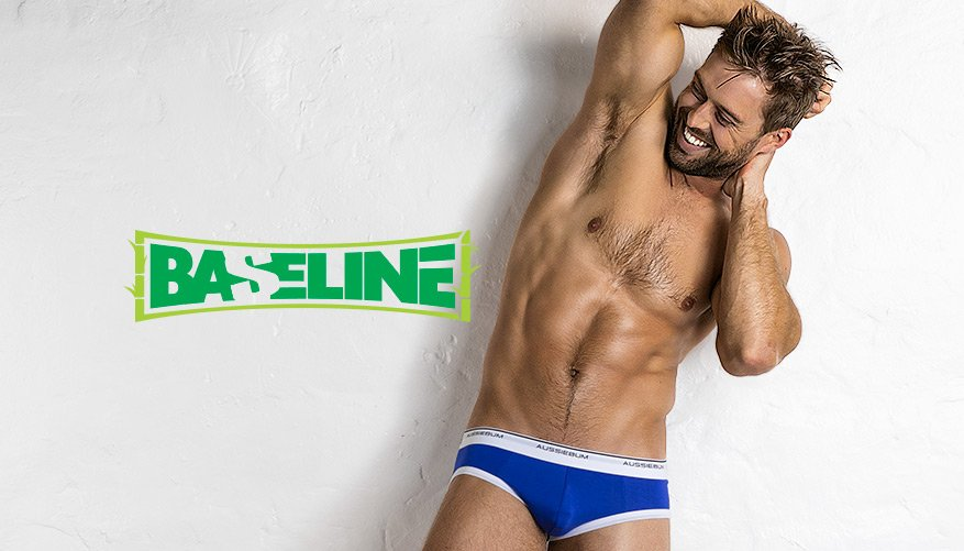 Baseline Bamboo - Brief - Blue