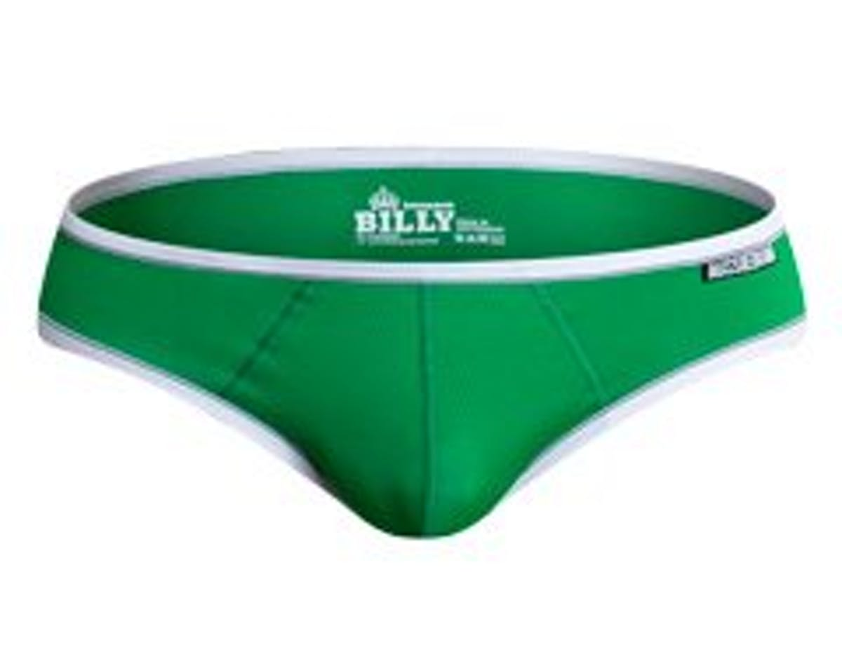 Billy Flex Air Green Main Image