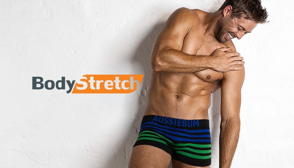 Bodystretch Black Blue Lifestyle Image