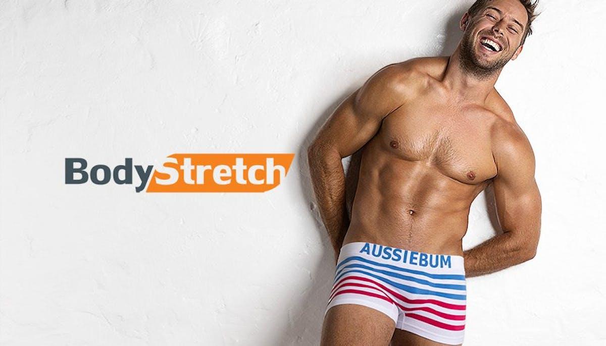 Bodystretch White Blue Lifestyle Image