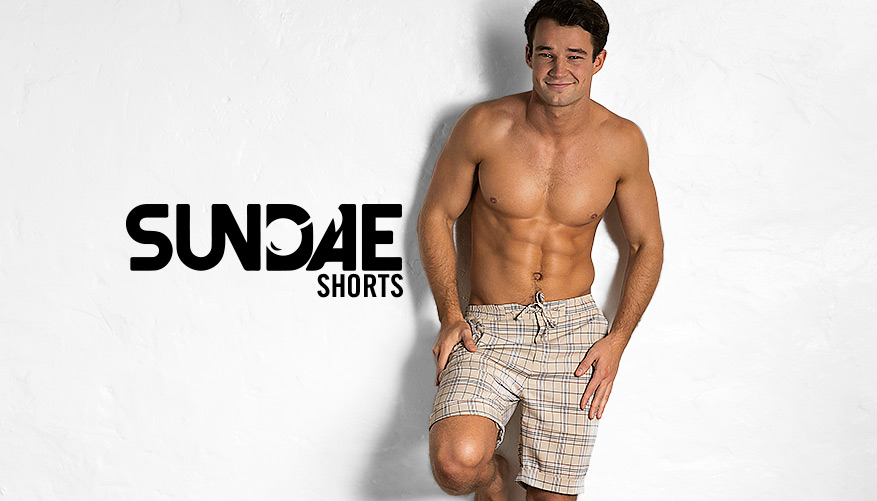 Sundae Shorts - Yellow