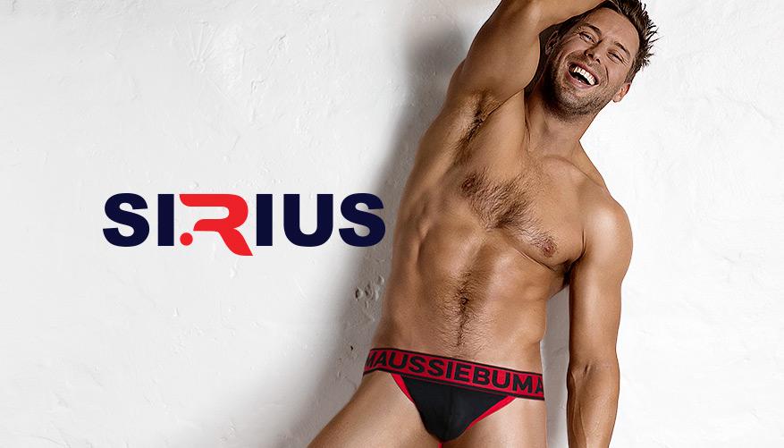 Sirus - Jock - Red