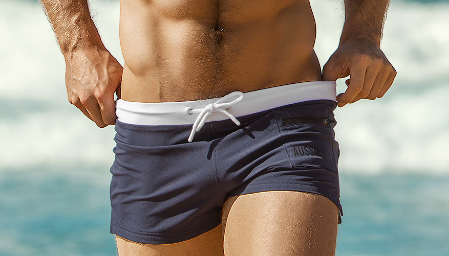 SurfStretch Navy Lifestyle Image