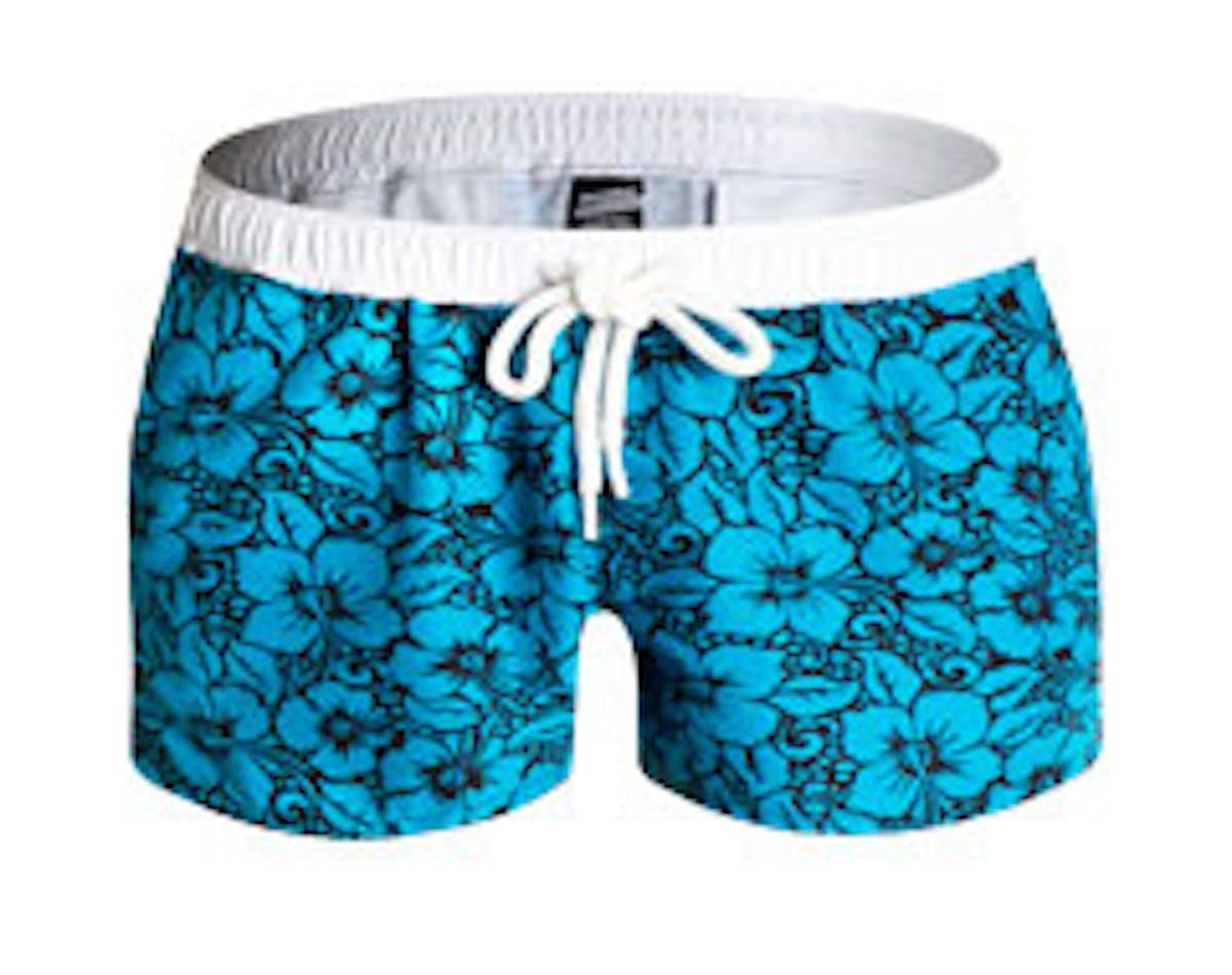 Aloha Hibiscus Blue Main Image