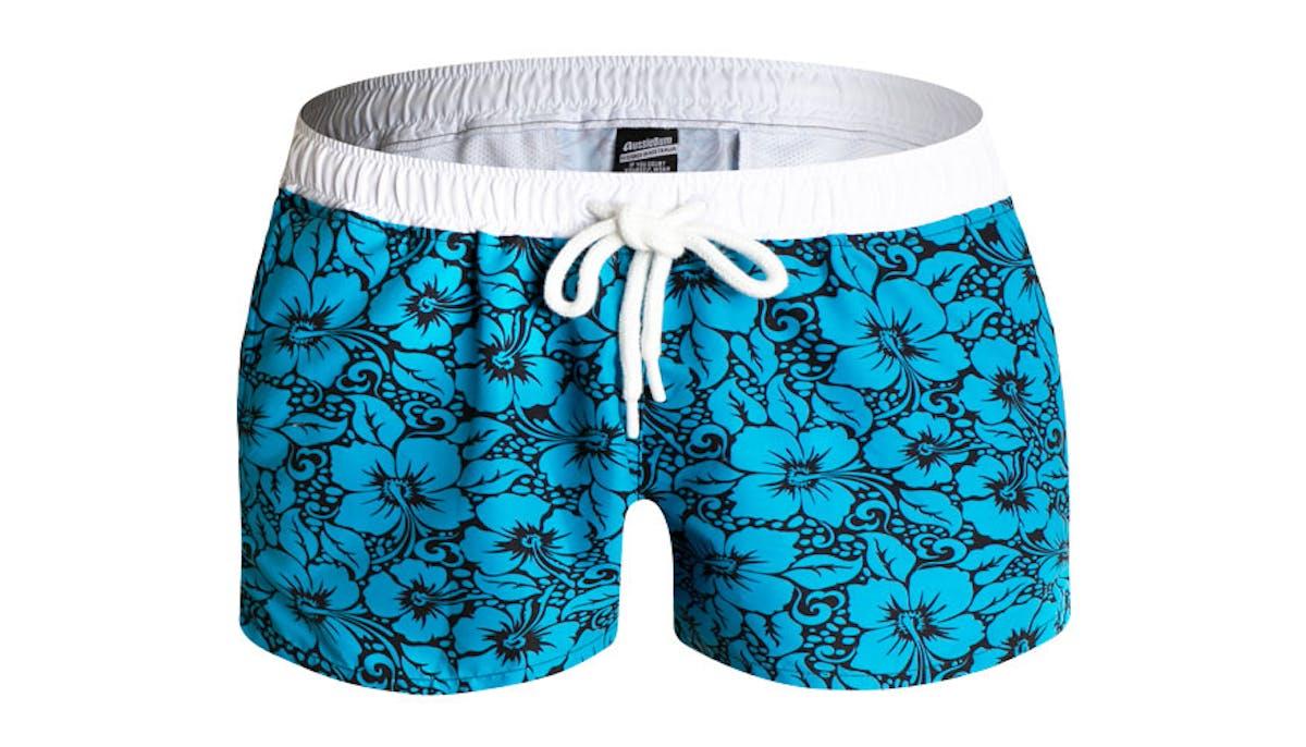 Aloha Hibiscus Blue Lifestyle Image
