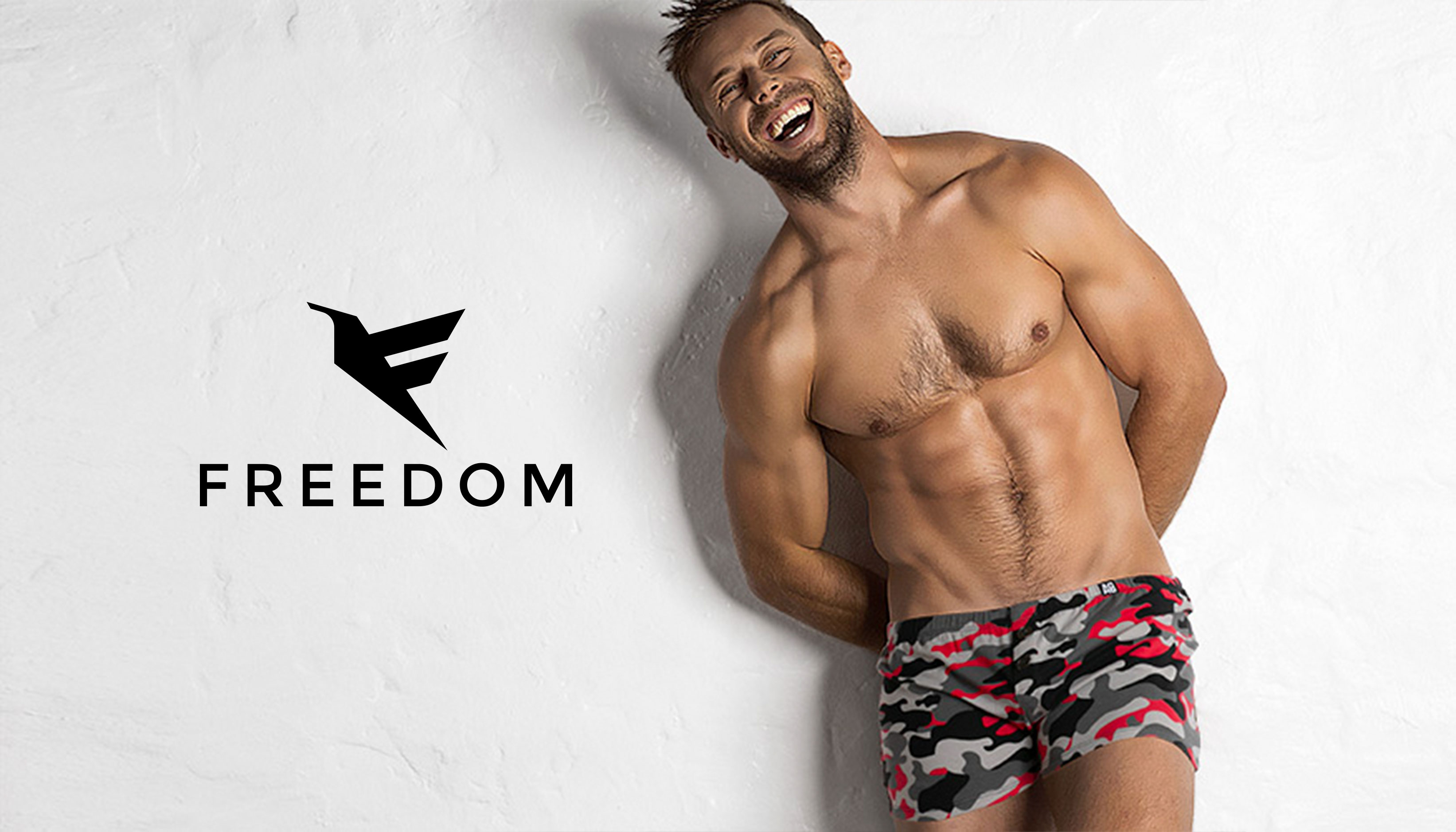 Freedom Camo - Red