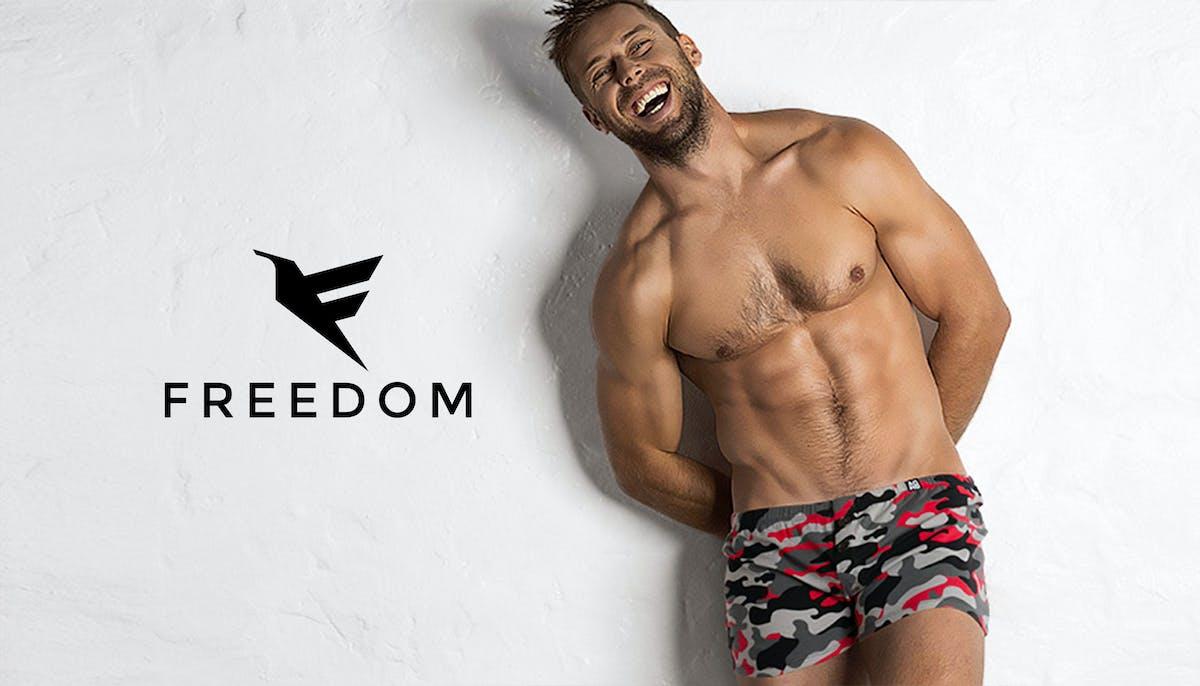 Freedom Camo Red Lifestyle Image