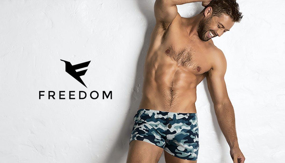 Freedom Camo Blue Lifestyle Image