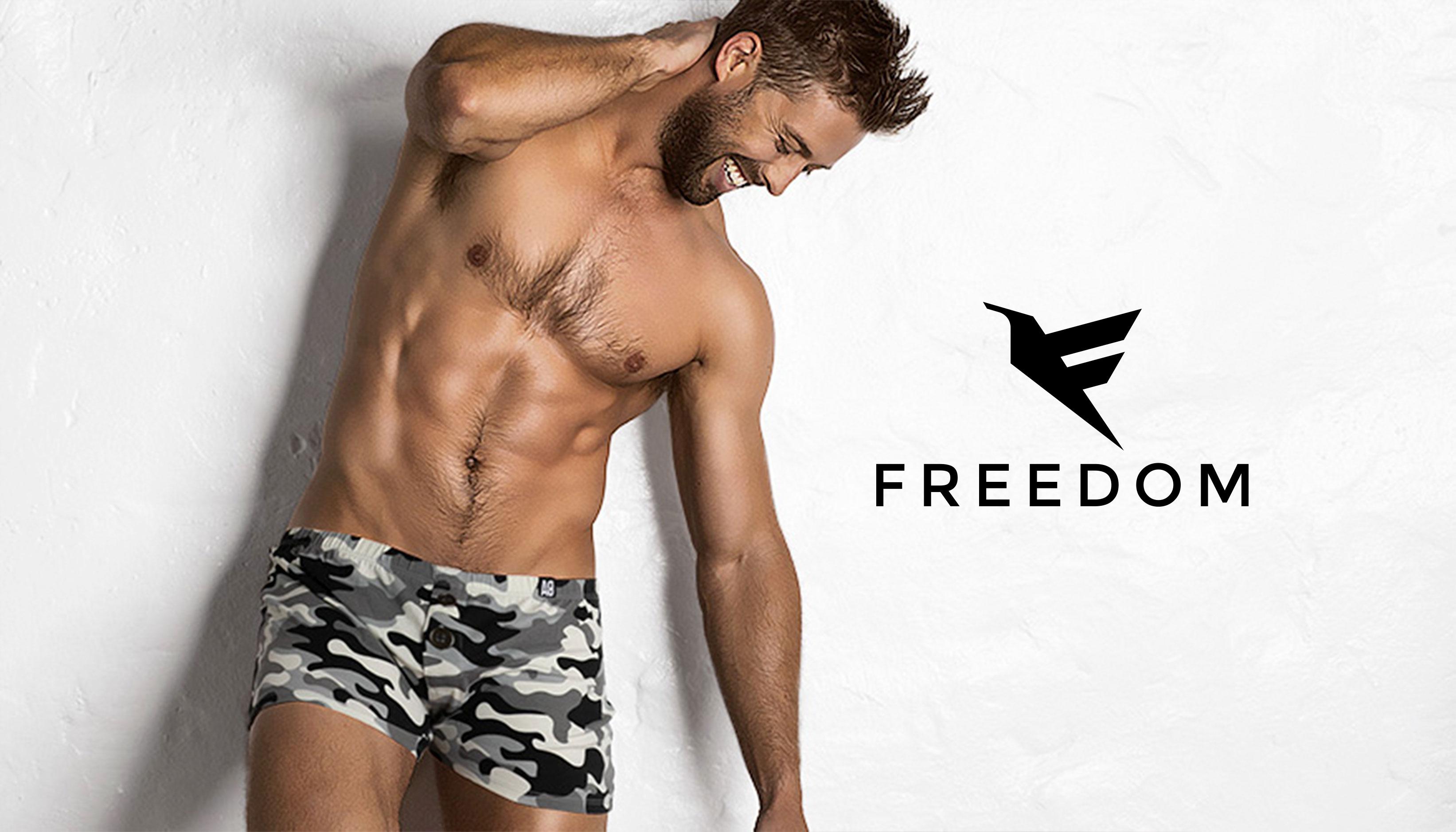 Freedom Camo - Grey