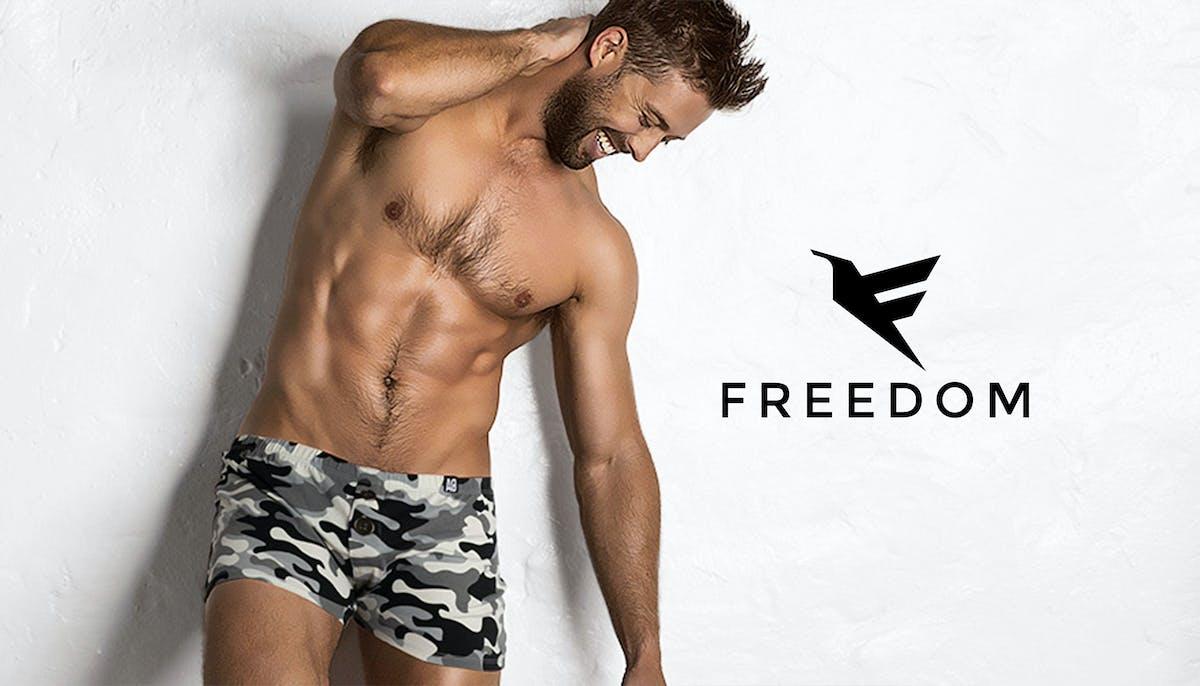Freedom Camo Black Lifestyle Image