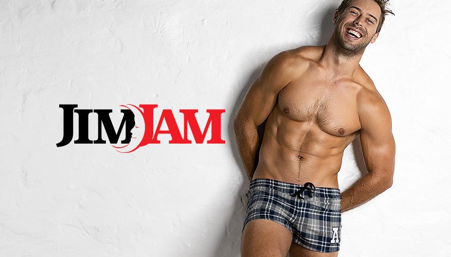 JimJam - Grey Stripe