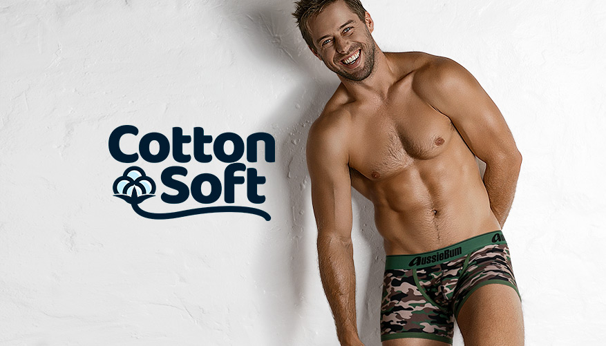 CottonSoft Army - Hipster- Green