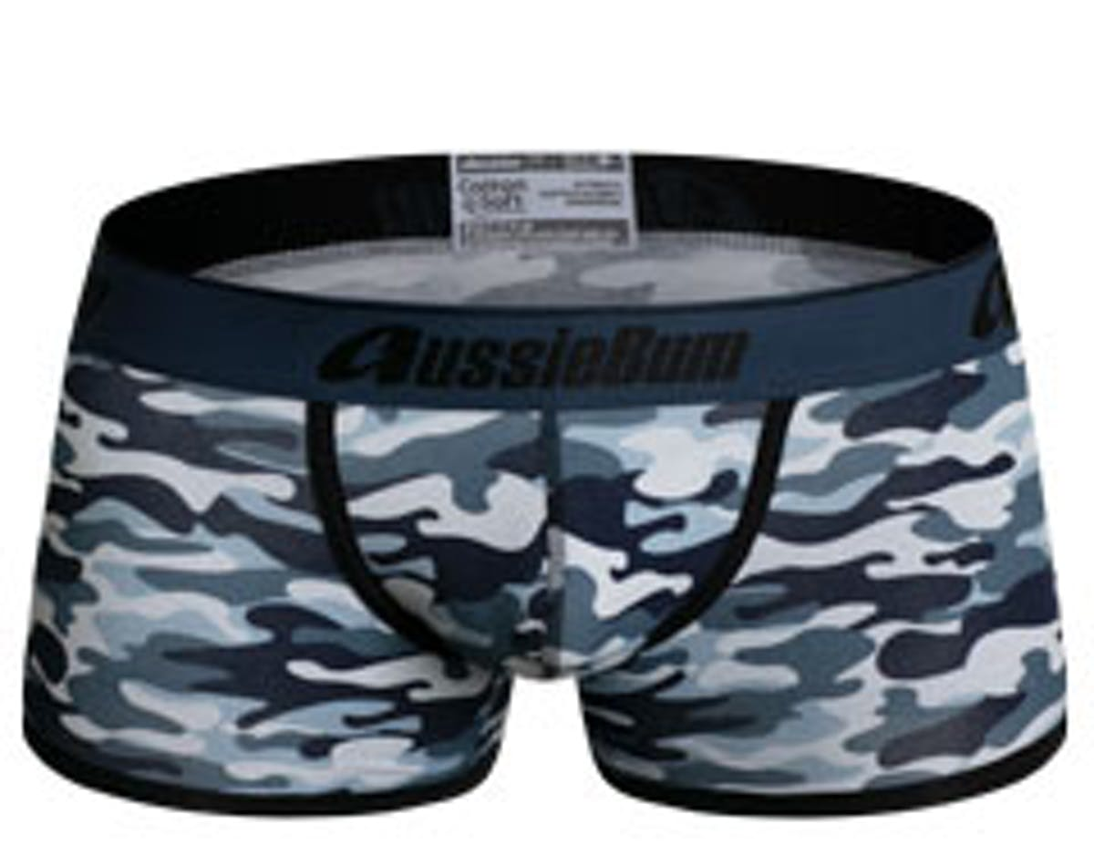CottonSoft Camo Blue Main Image