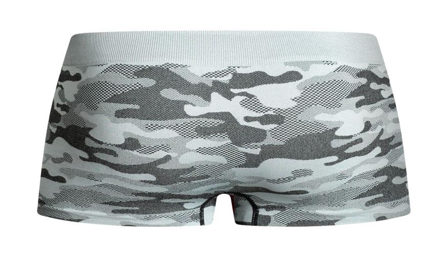 Bodystretch Camo Grey Lifestyle Image
